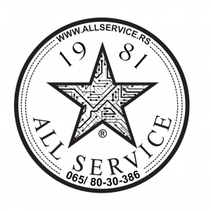 AllService logo