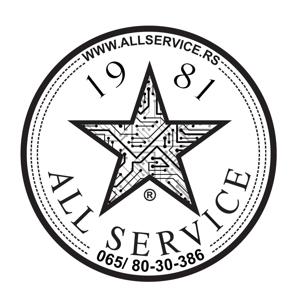 AllService logo png