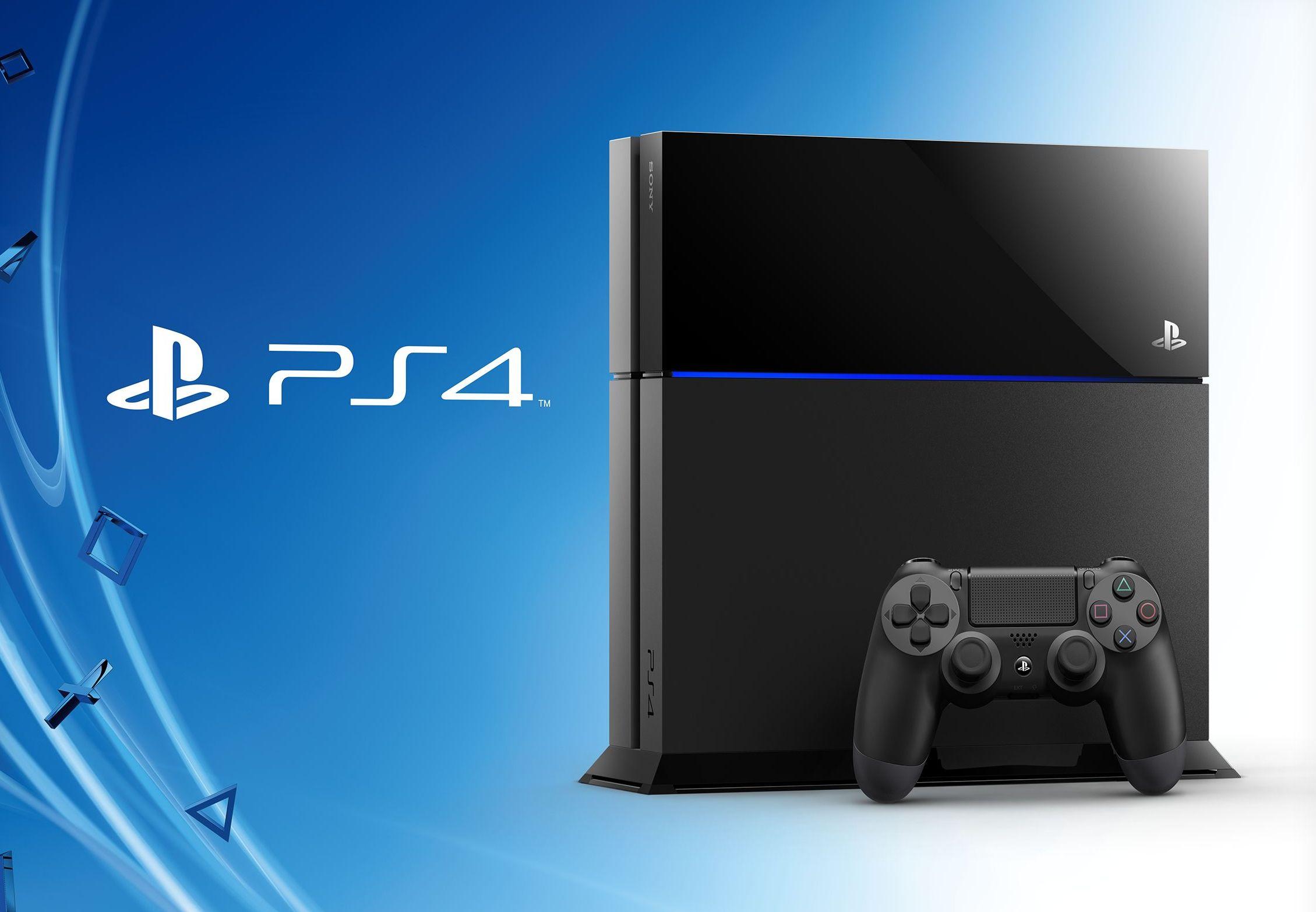Čipovanje Sony PlayStation 4