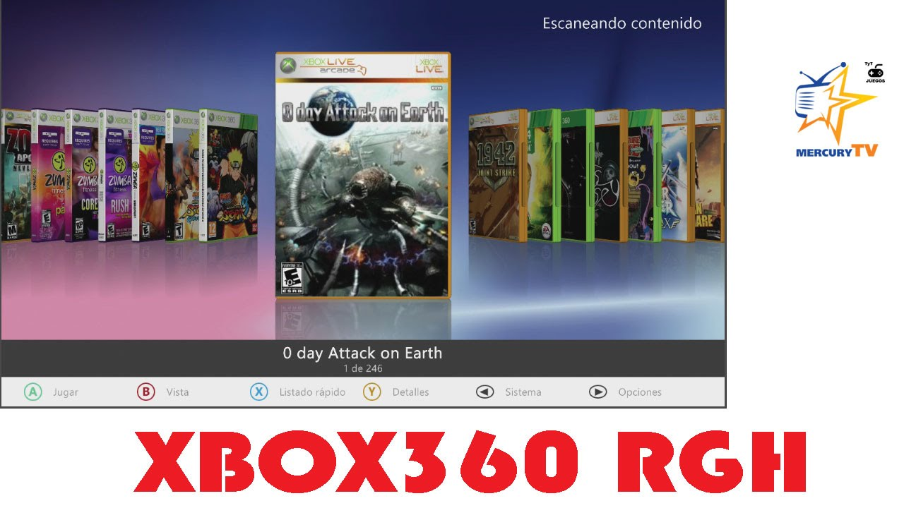 xbox rgh2