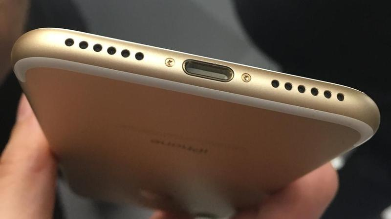 zamena konektora punjenja iphone